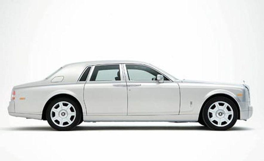 2007 Rolls-Royce Phantom Silver - Slide 1