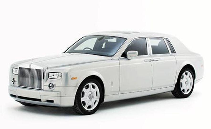 2007 Rolls-Royce Phantom Silver - Slide 2