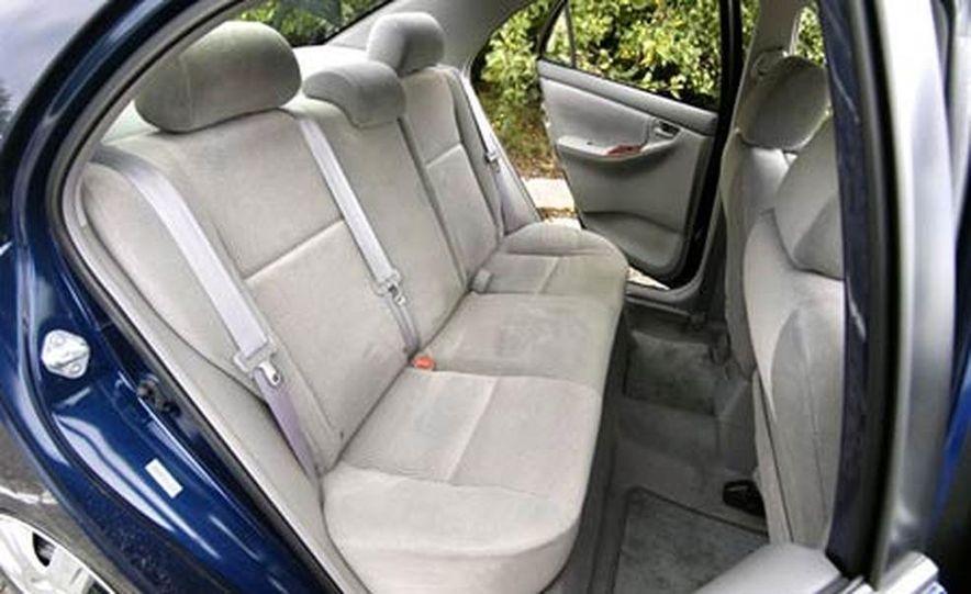 2006 Honda Civic LX - Slide 27