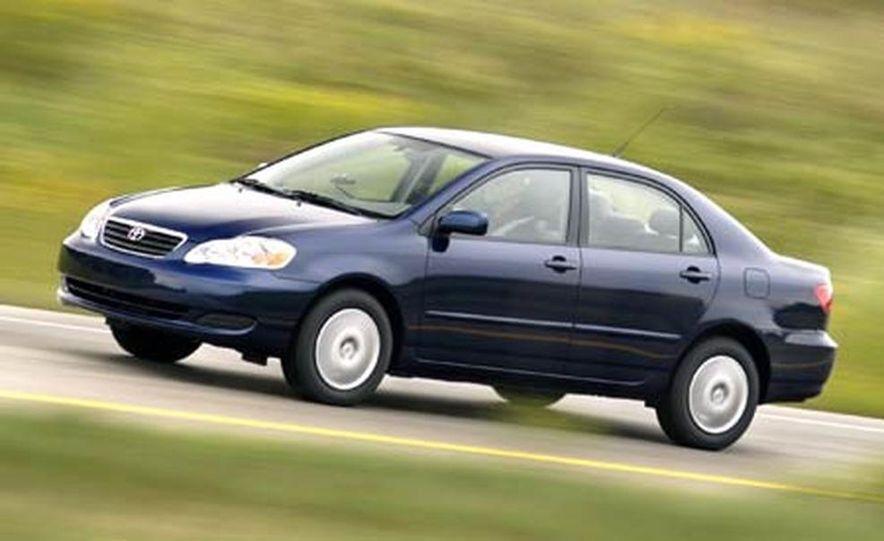 2006 Honda Civic LX - Slide 25