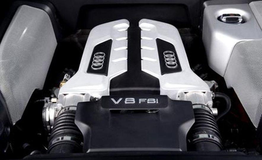 2008 Audi R8 - Slide 18