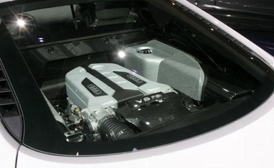 2008 Audi R8 - Slide 19