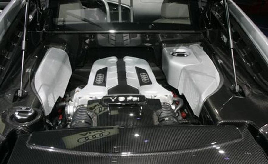 2008 Audi R8 - Slide 20