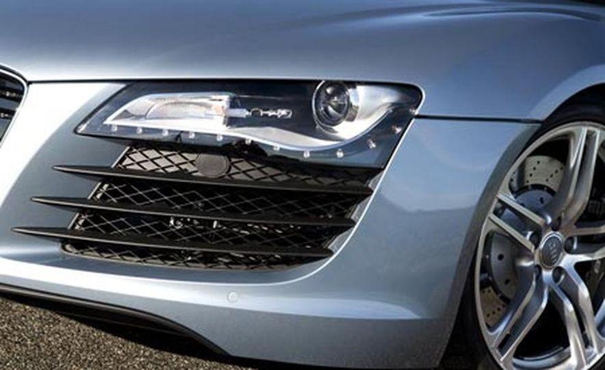 2008 Audi R8 - Slide 21