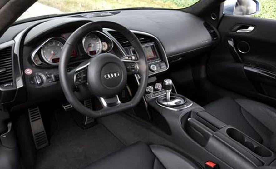 2008 Audi R8 - Slide 22