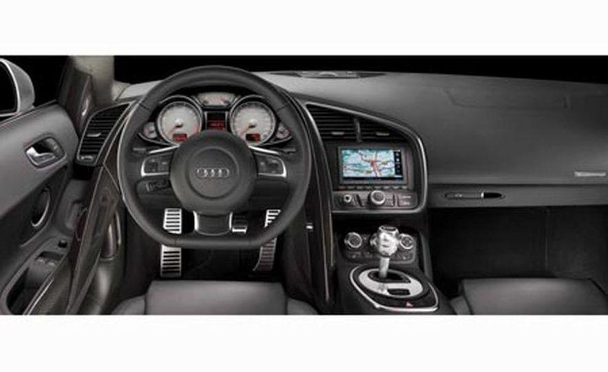 2008 Audi R8 - Slide 24