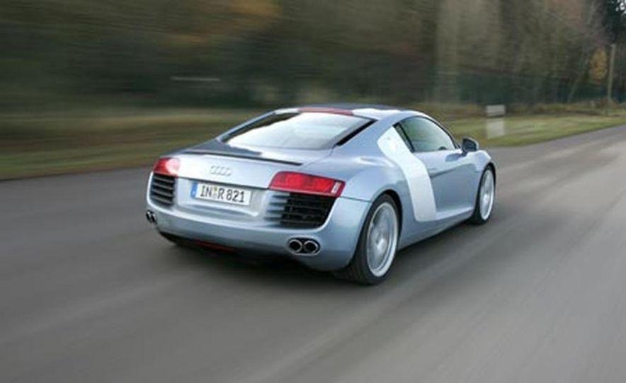 2008 Audi R8 - Slide 3