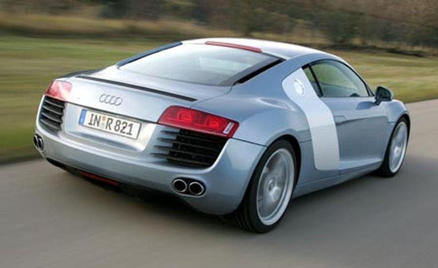 2008 Audi R8 - Slide 6