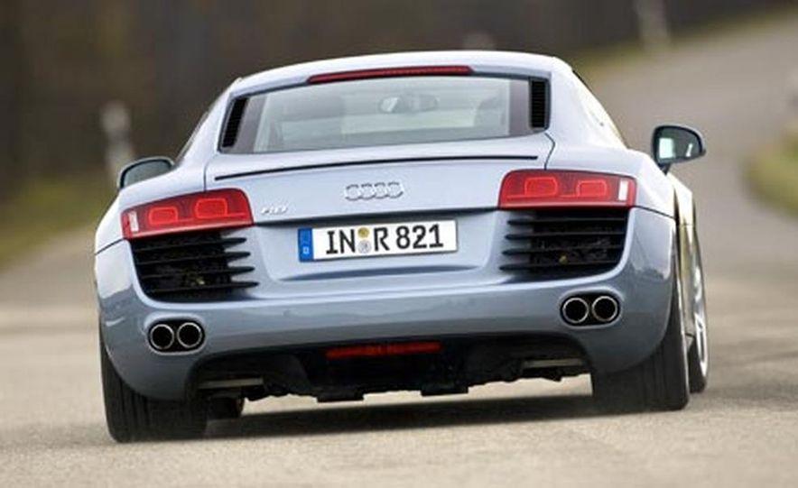2008 Audi R8 - Slide 8