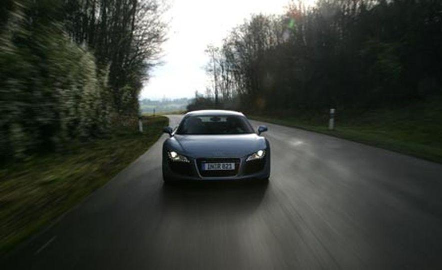 2008 Audi R8 - Slide 14