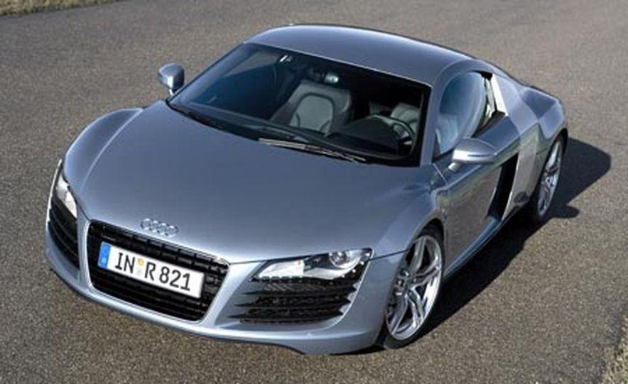2008 Audi R8 - Slide 15