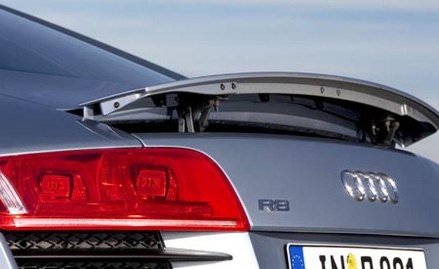 2008 Audi R8 - Slide 28