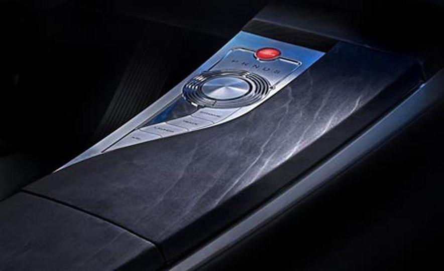 2009 Jaguar XKR - Slide 13