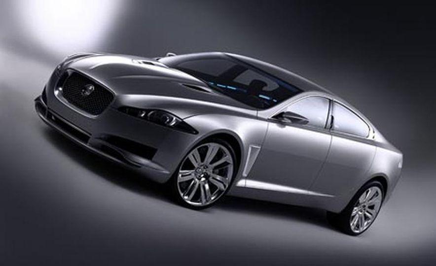 Jaguar C-XF concept - Slide 1