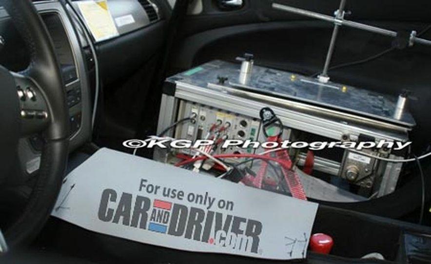 2009 Jaguar XKR - Slide 4