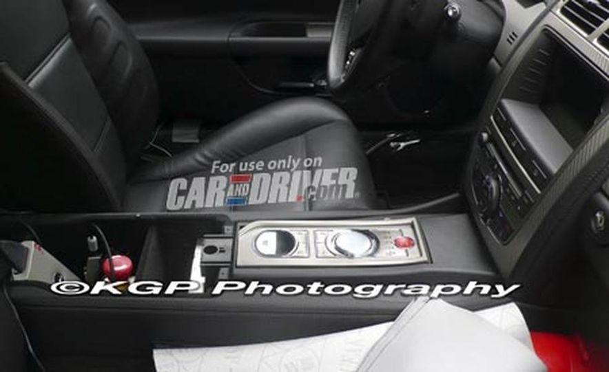 2009 Jaguar XKR - Slide 6