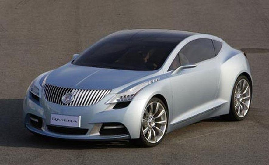 Buick Riviera concept - Slide 16