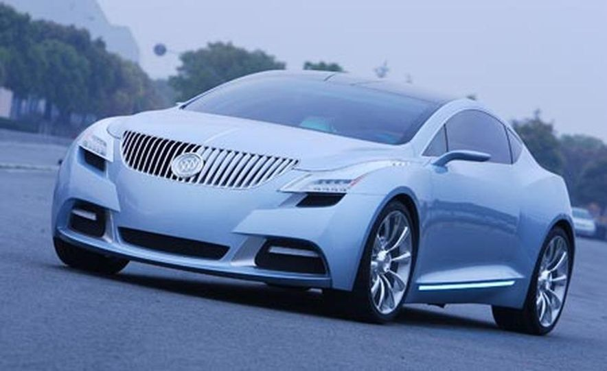 Buick Riviera concept - Slide 17