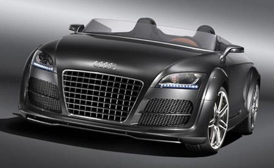 Audi TT Clubsport Quattro concept - Slide 1