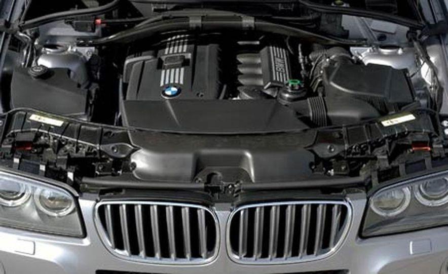 2007 BMW X3 3.0si - Slide 11