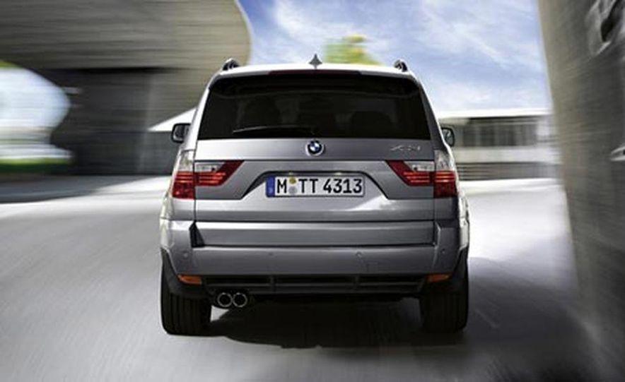 2007 BMW X3 3.0si - Slide 1