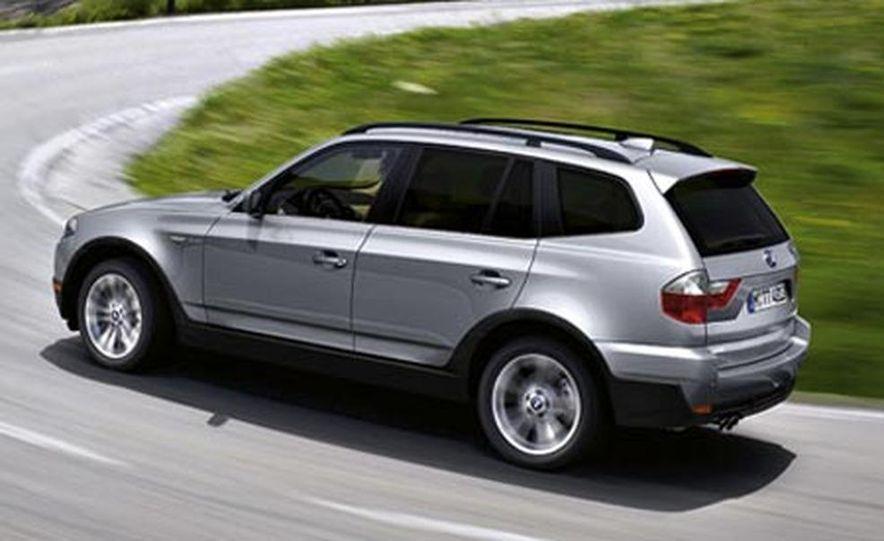 2007 BMW X3 3.0si - Slide 2
