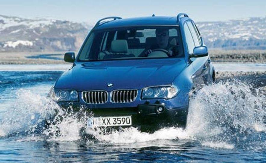 2007 BMW X3 3.0si - Slide 7