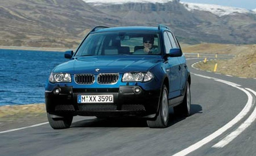 2007 BMW X3 3.0si - Slide 8