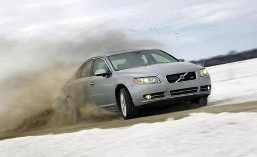 2007 Volvo S80 AWD - Slide 1