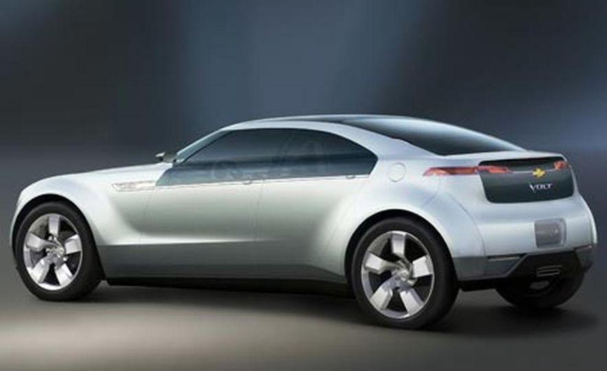 Chevrolet Volt concept - Slide 5
