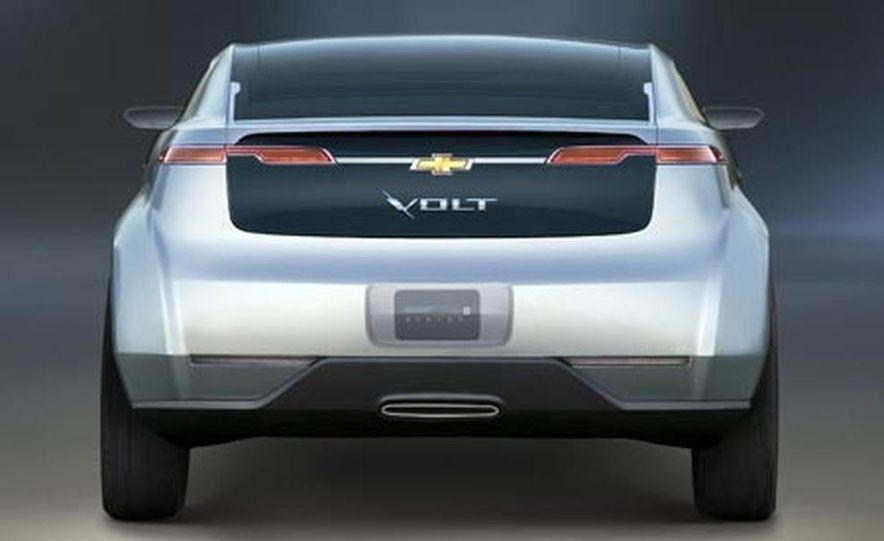 Chevrolet Volt concept - Slide 6