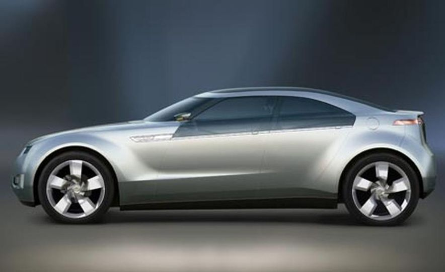 Chevrolet Volt concept - Slide 7