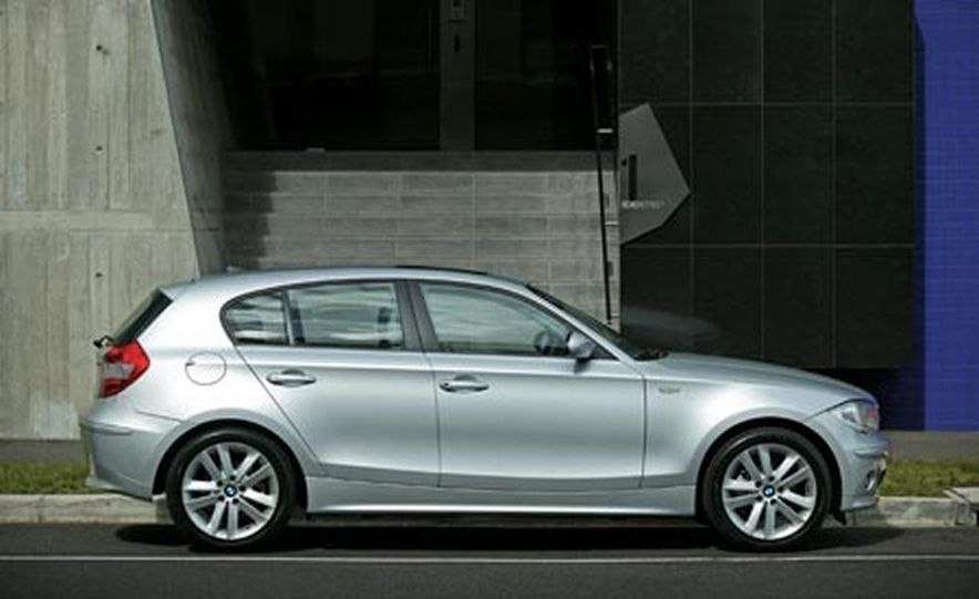 2009 BMW 1-series convertible - Slide 17
