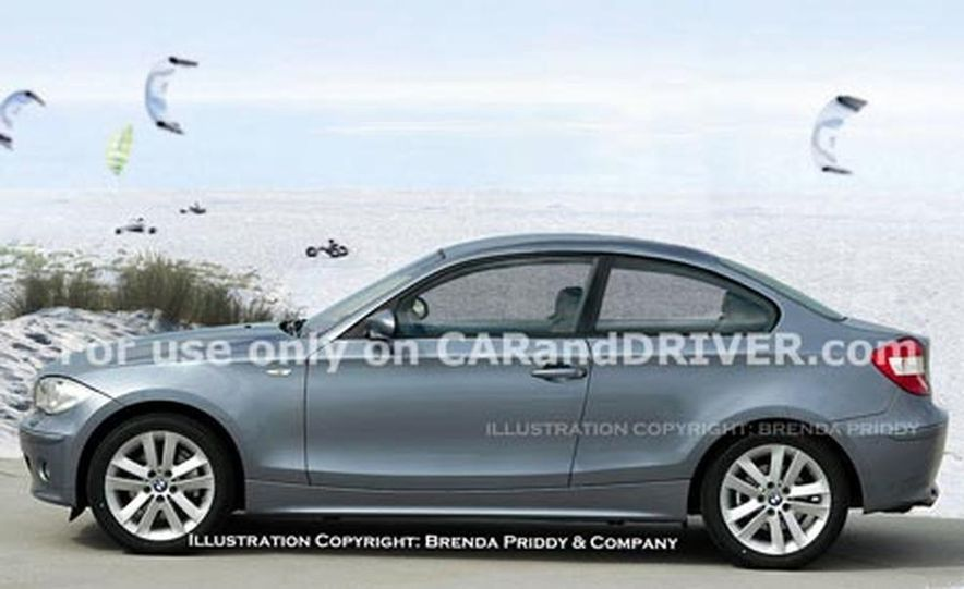 2009 BMW 1-series coupe - Slide 9
