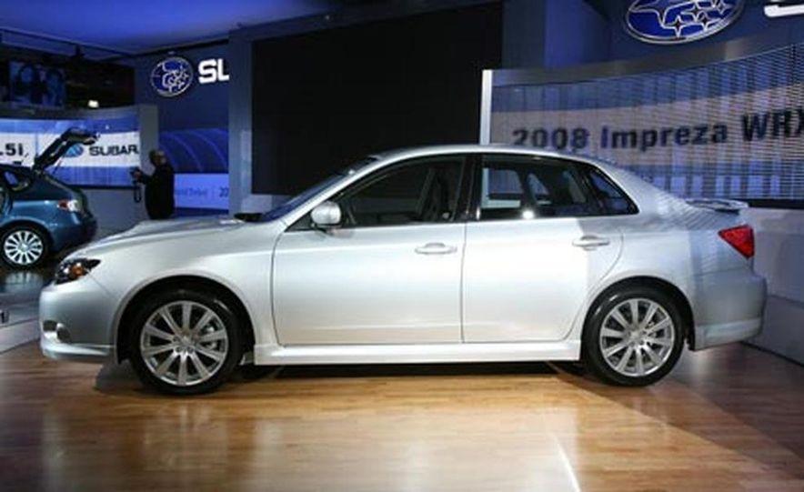2008 Subaru Impreza WRX - Slide 1