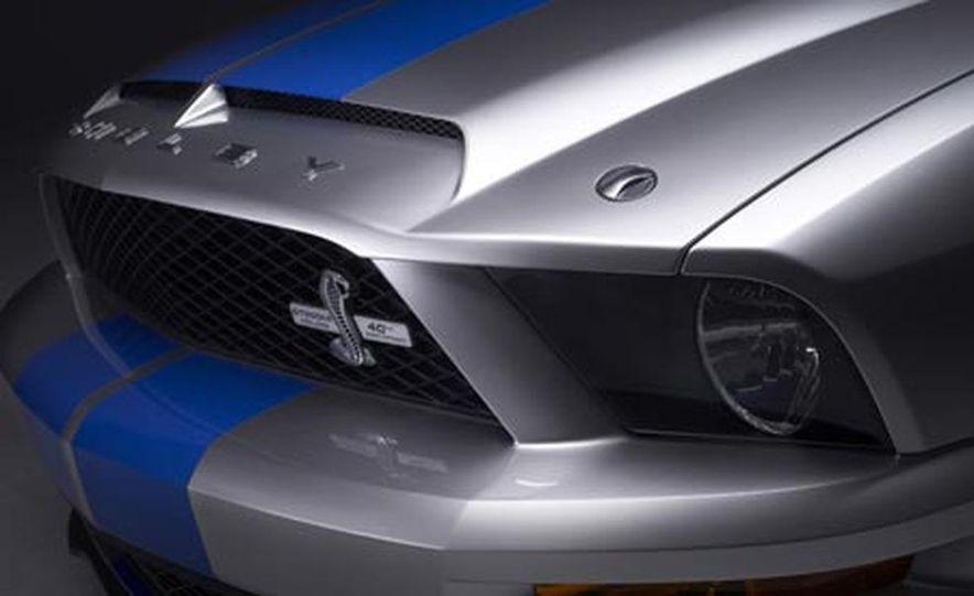 2008 Ford Mustang Shelby GT500KR - Slide 8