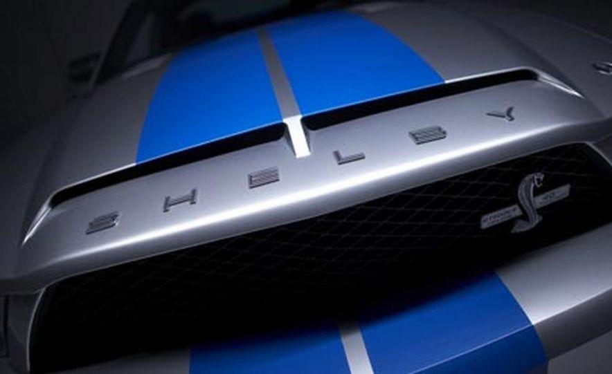 2008 Ford Mustang Shelby GT500KR - Slide 10