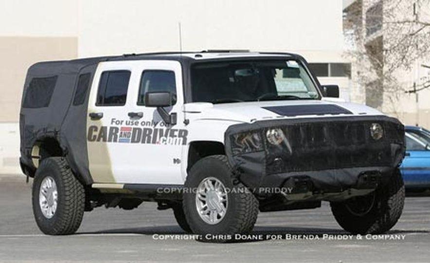 2009 Hummer H3 SUT - Slide 1