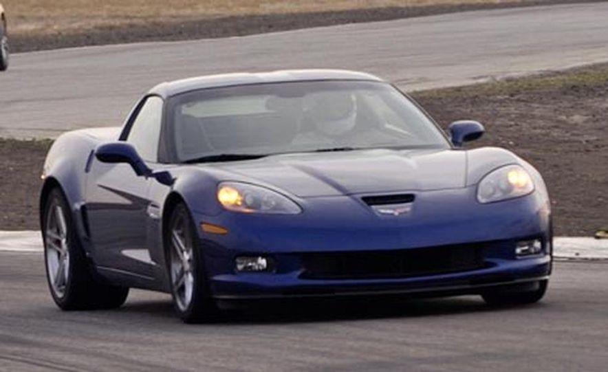 2009 Corvette Stingray - Slide 8