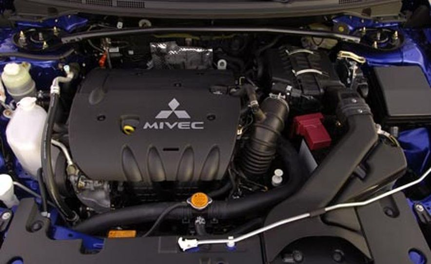 2008 Mitsubishi Lancer - Slide 6