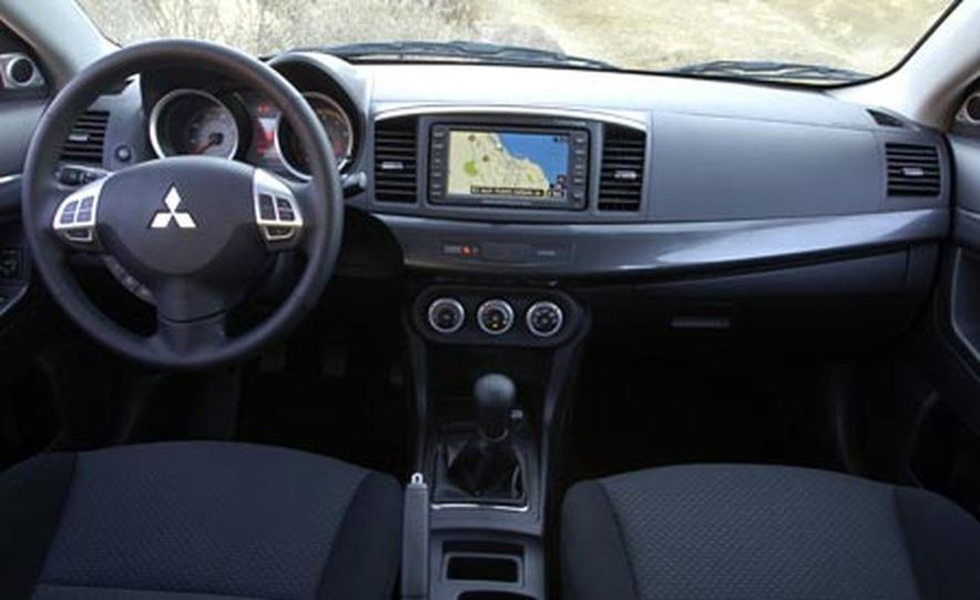 2008 Mitsubishi Lancer - Slide 7