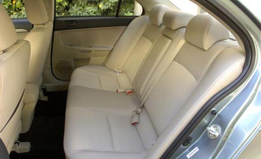 2008 Mitsubishi Lancer - Slide 8