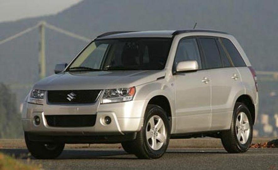 2007 Suzuki Grand Vitara - Slide 1
