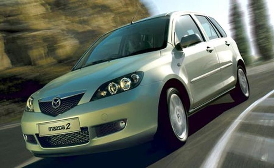 2008 Mazda 2 - Slide 4