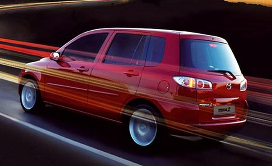2008 Mazda 2 - Slide 5