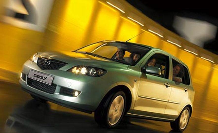 2008 Mazda 2 - Slide 6