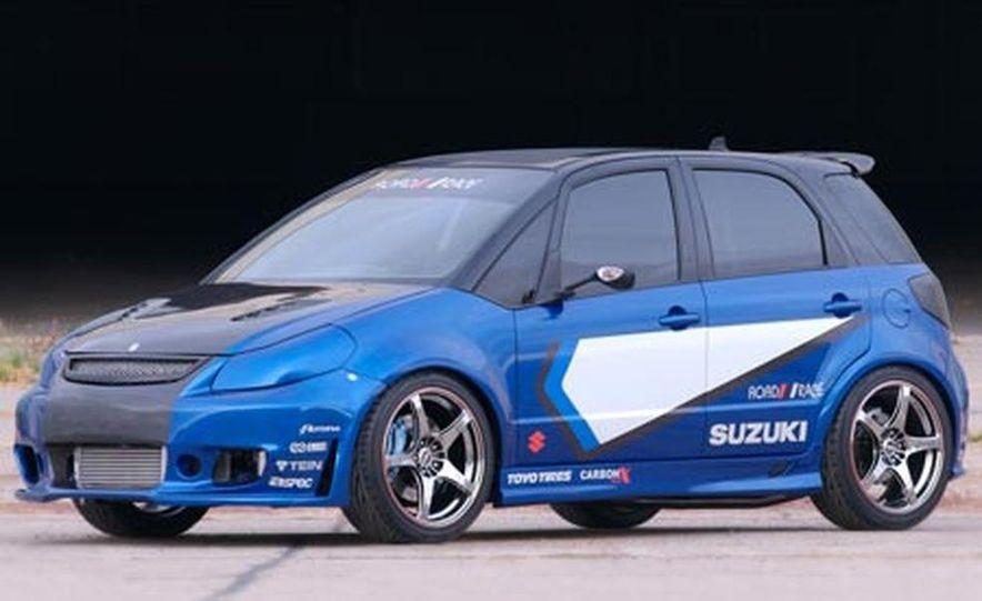 Suzuki SX4 Zuk concept - Slide 1