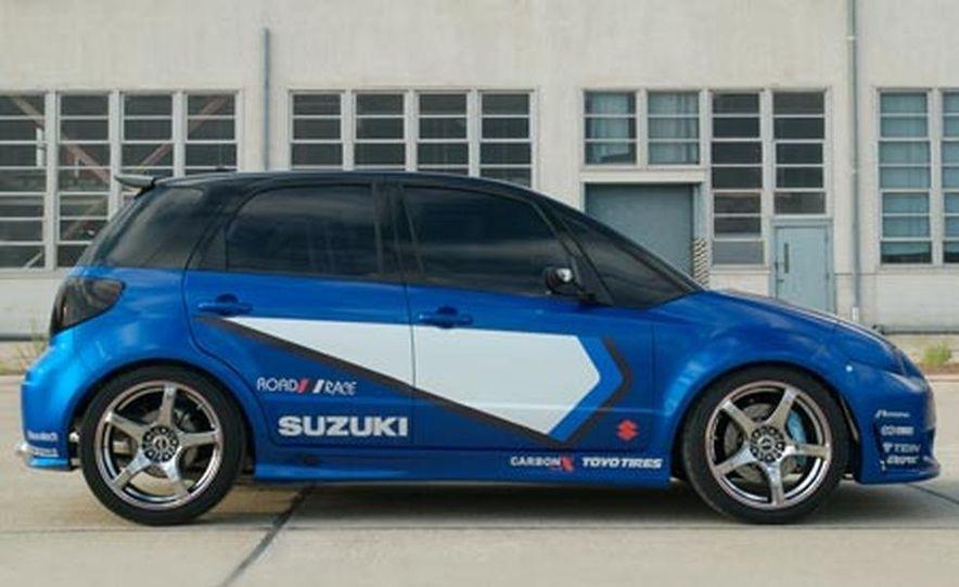 Suzuki SX4 Zuk concept - Slide 3