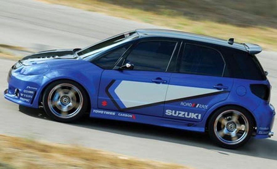 Suzuki SX4 Zuk concept - Slide 6