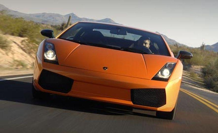2007 Lamborghini Gallardo Superleggera - Slide 2